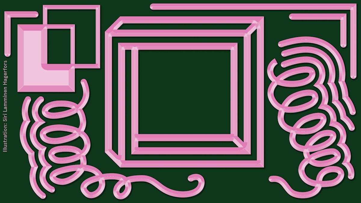 Filosofera med Farzad: Tänk om allt är en illusion?