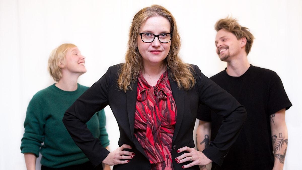 Maja Fjaestad, docent i teknikhistoria.