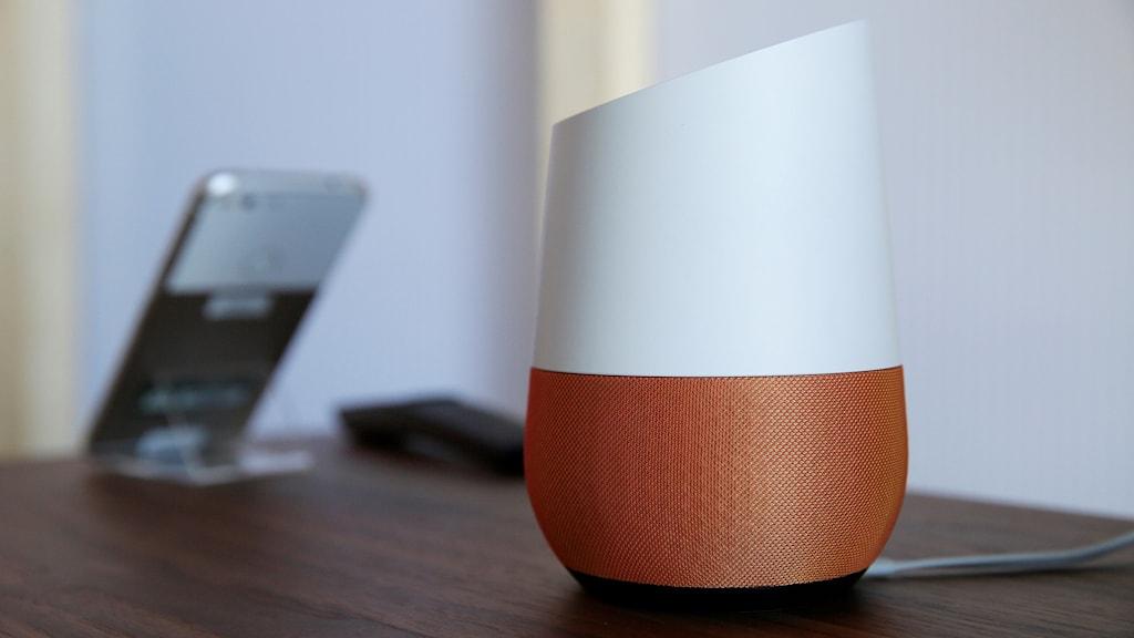 Så här gör du för att lyssna på Sveriges Radio i din Google Home