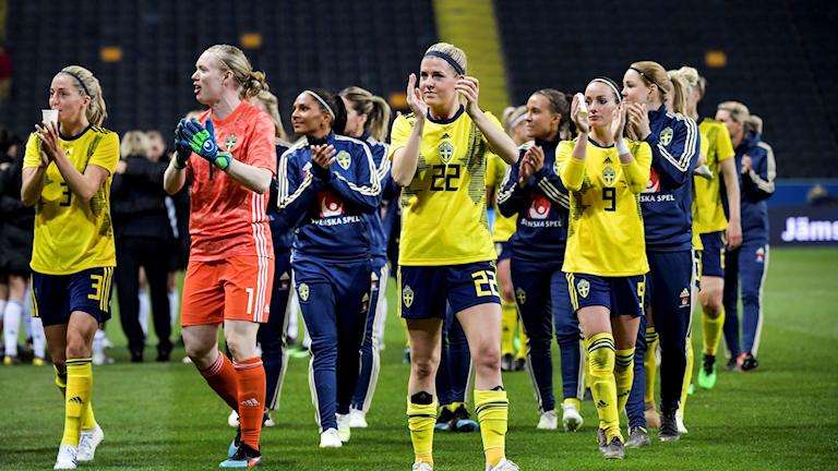 Svenska fotbolls landslaget