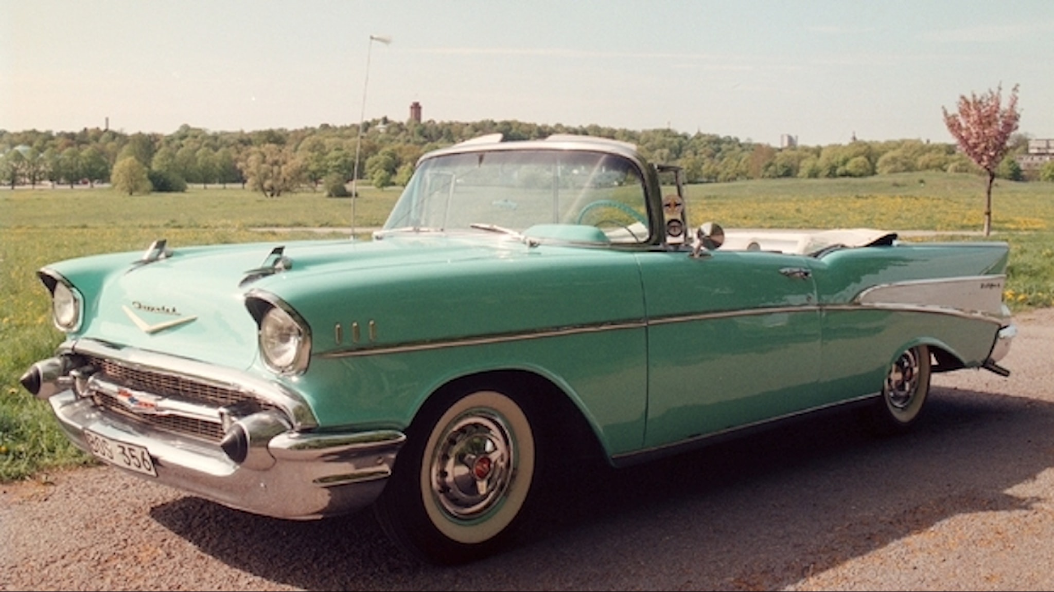 Chevrolet, 50-tal.