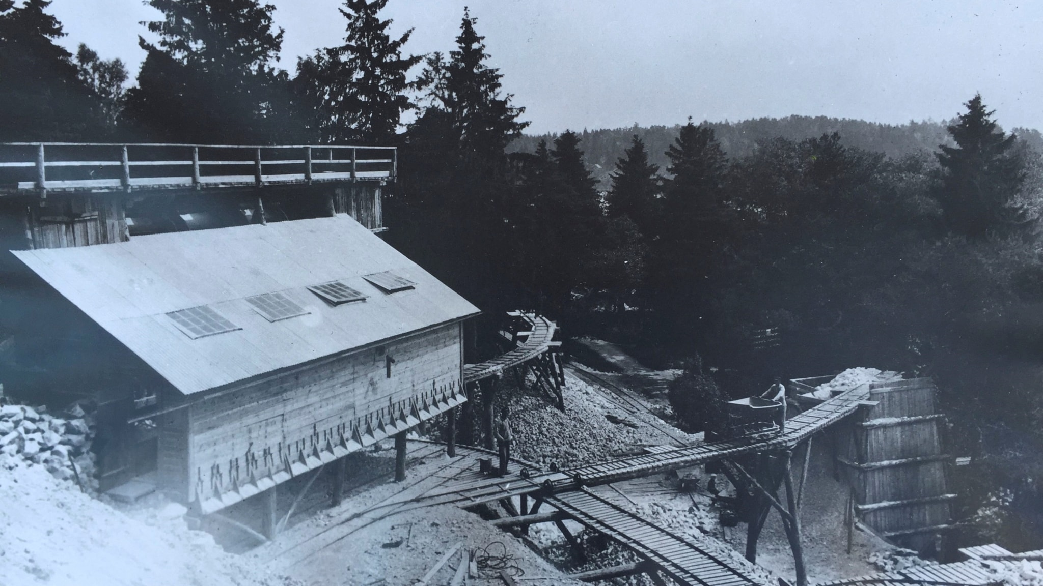Ytterby gruva.