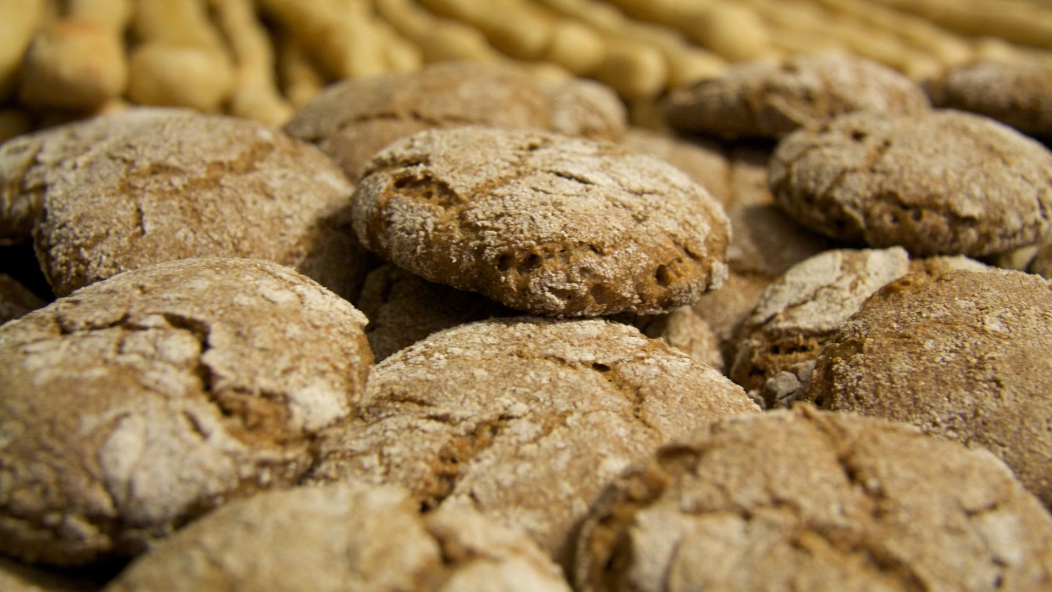 Taikinajuureen tehty ruisleipä on terveysruokaa suolistolle