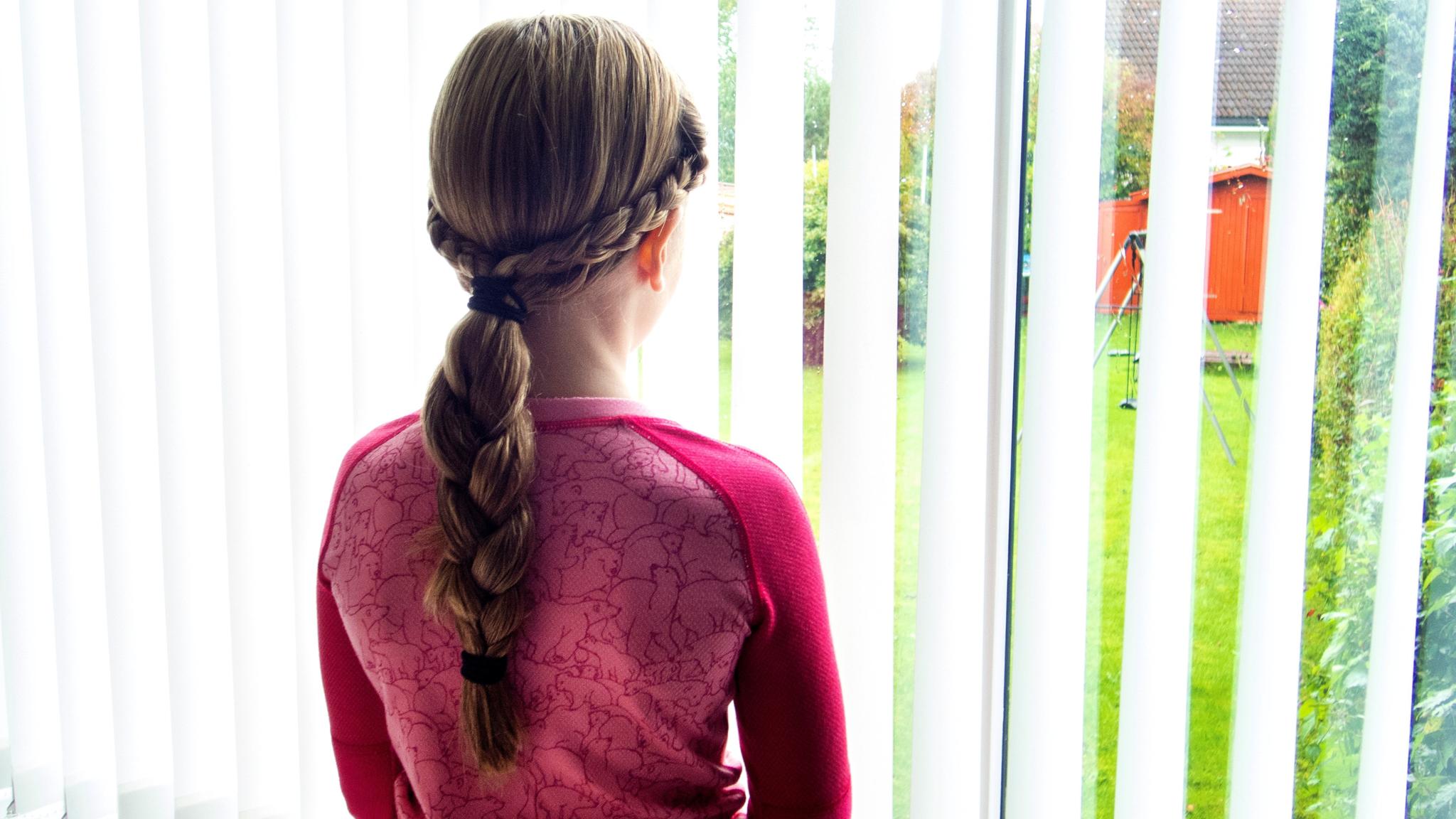 Lapsi voi kokea olonsa yksinäiseksi kesälomalla