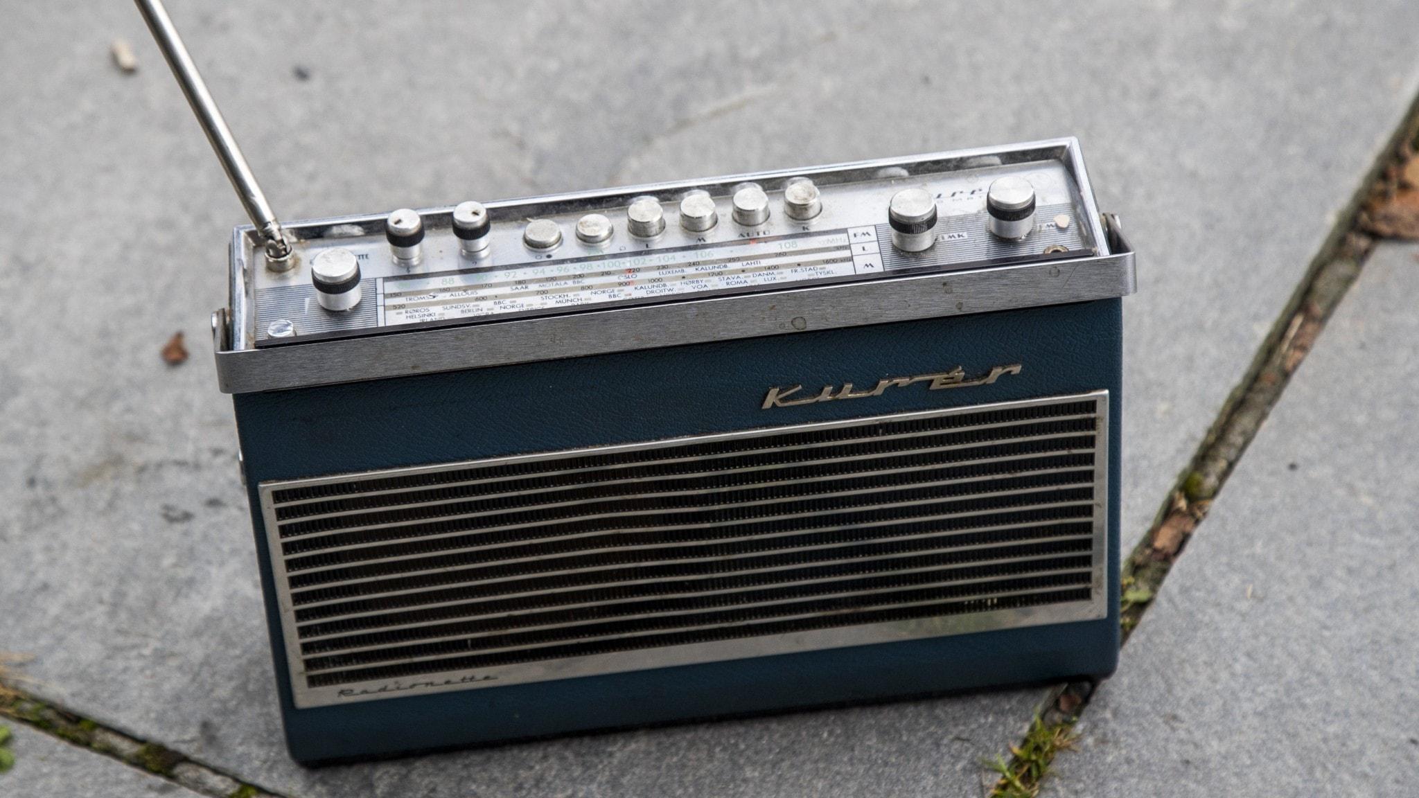 Valtakunnalliset suomenkieliset radio-ohjelmat alkoivat Ruotsin Radiossa viisikymmentä vuotta sitten