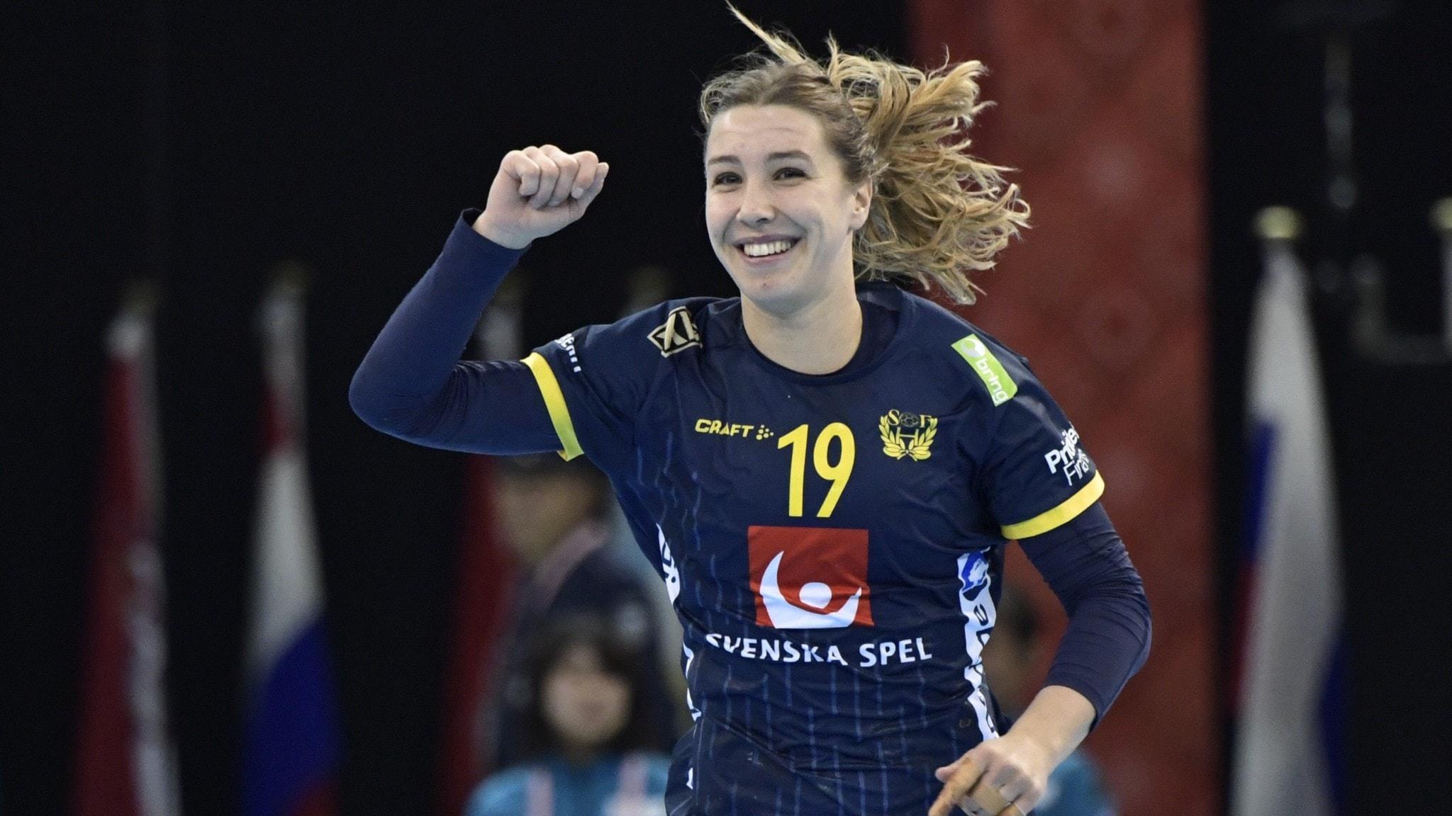 Bra start för Sverige i handbolls-VM
