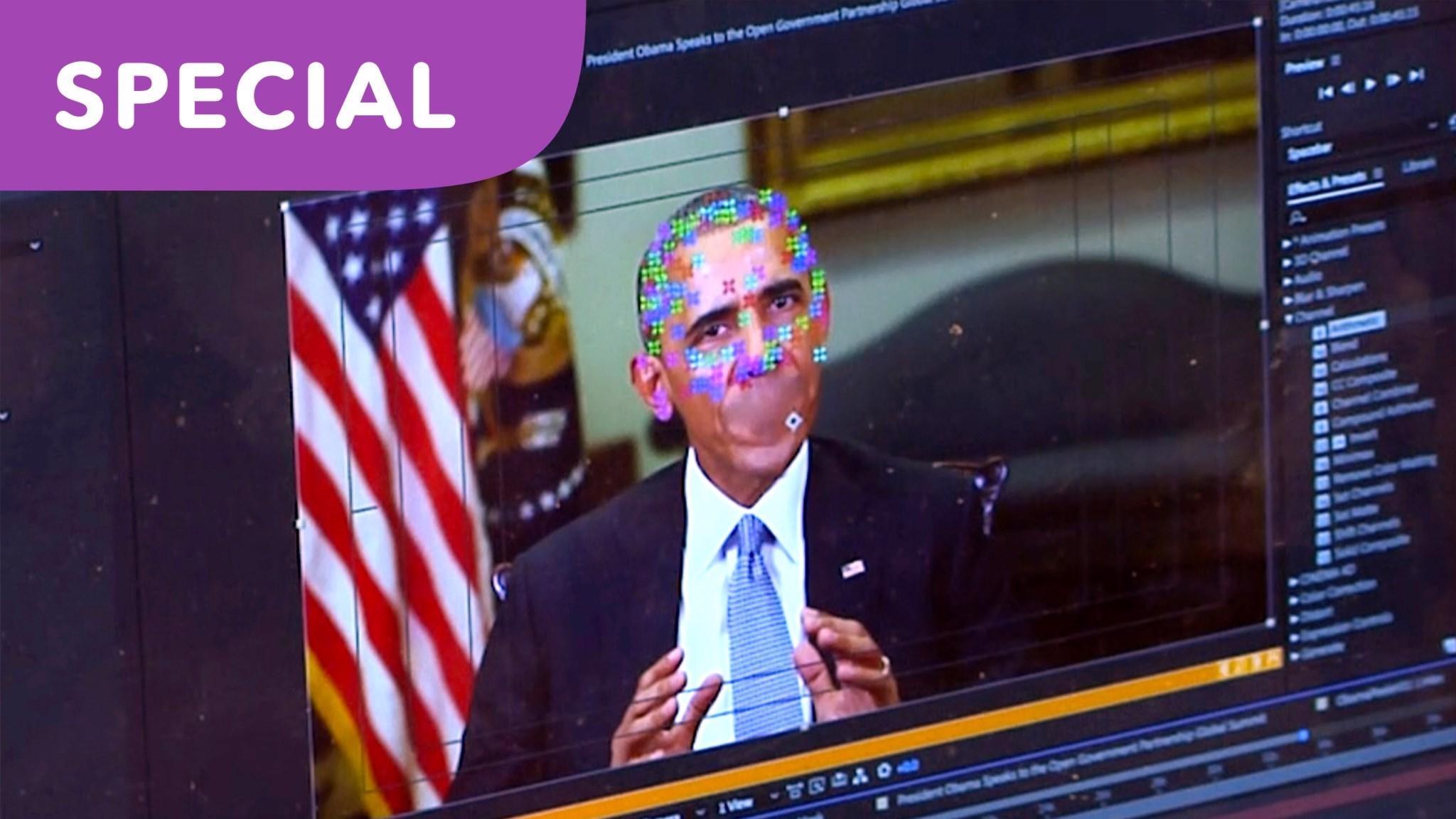 SPECIAL: Deepfake – när tekniken mixtrar med sanningen
