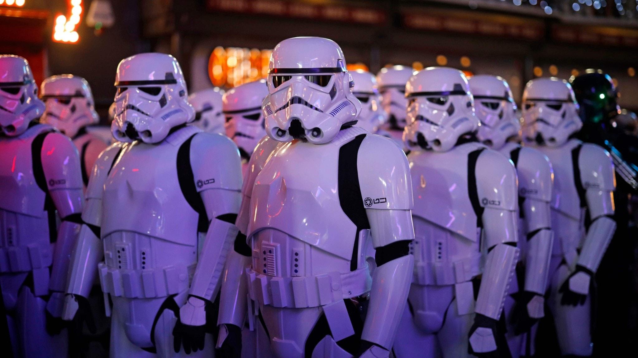 Stora förväntningar på den nya Star Wars-filmen