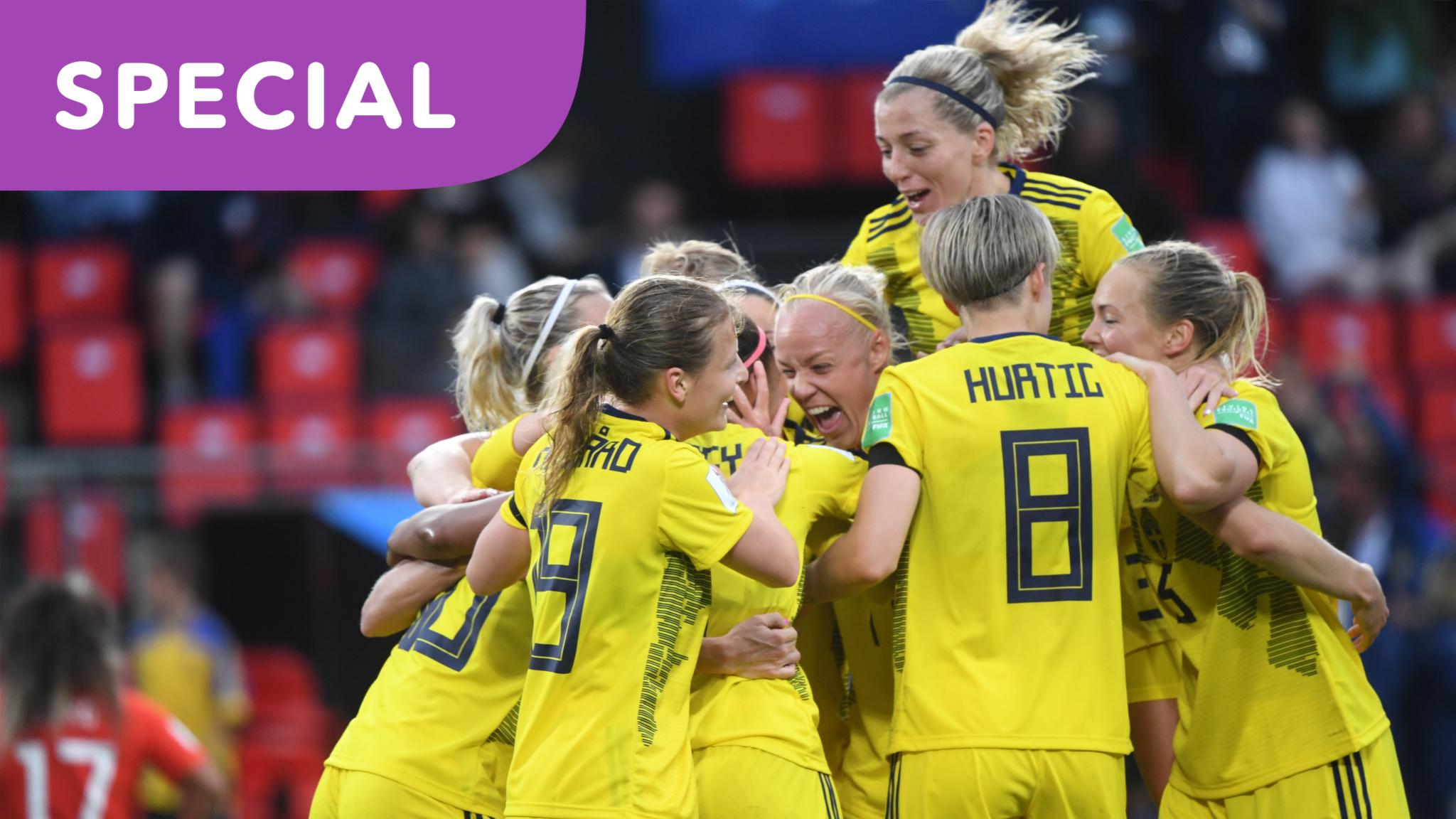 SPECIAL: Fotbolls-VM 2019