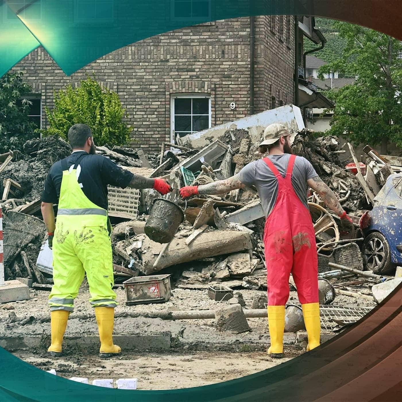 SPECIAL Översvämningskatastrofen i västra Europa