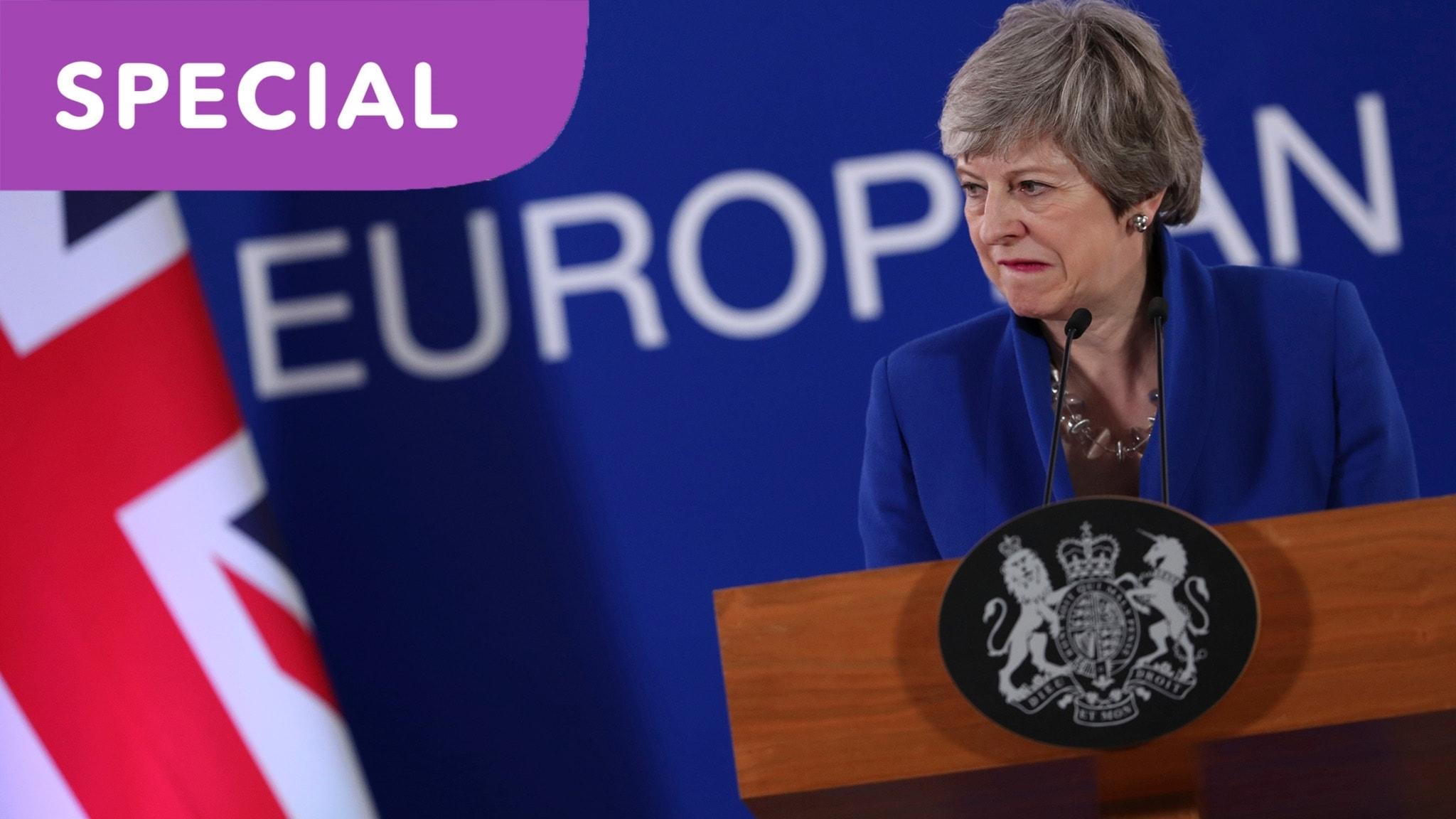SPECIAL: Brexit och kampen mot klockan