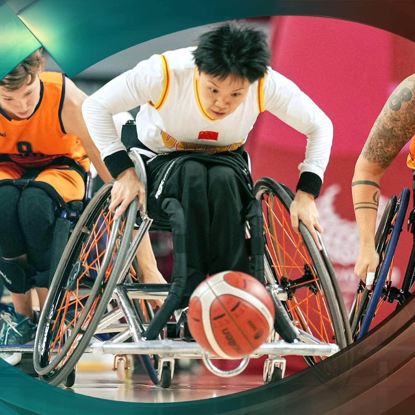 SPECIAL Rullstolsbasket, goalball och boccia – det här är Paralympics