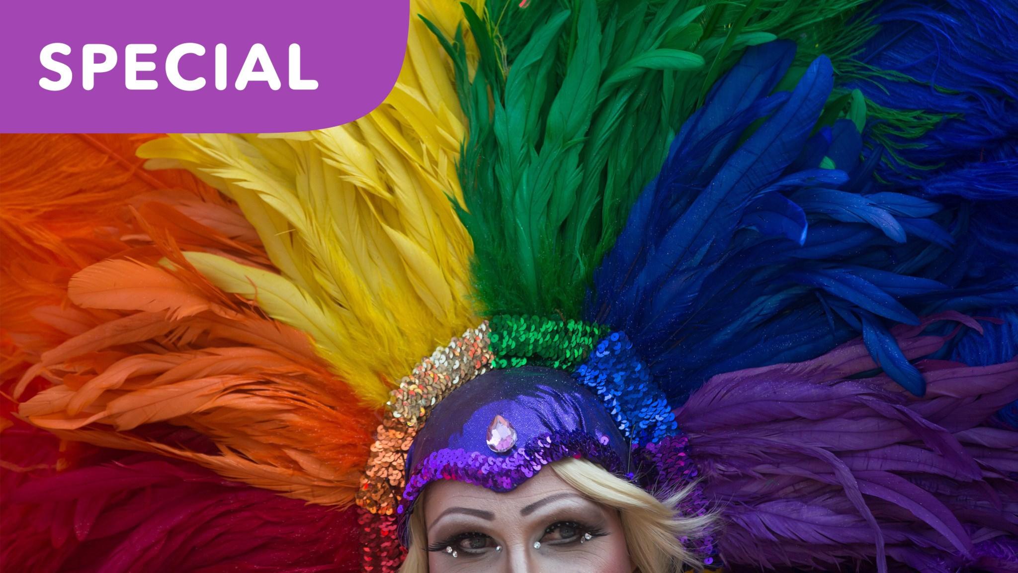 SPECIAL: Pride – En stolt strid för frihet
