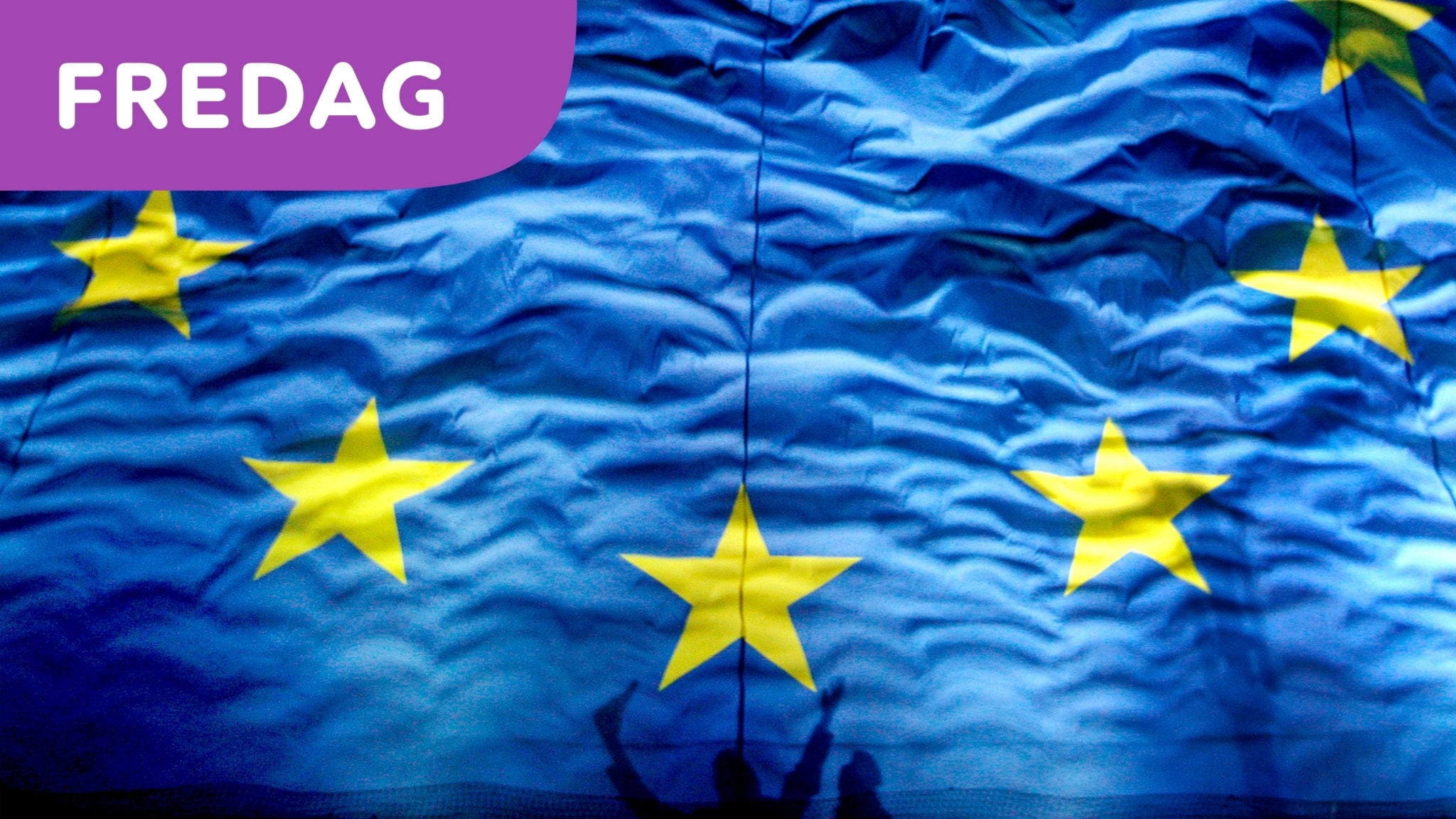 Nedräkningen börjar inför EU-valet