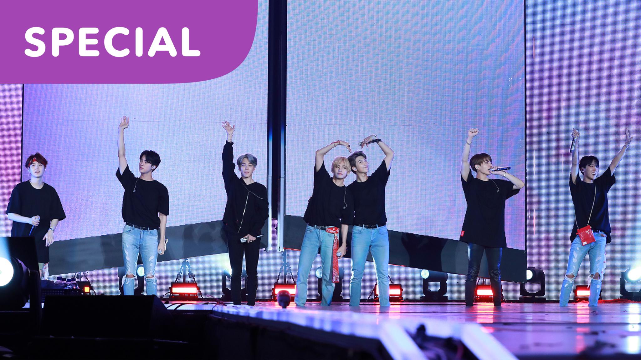SPECIAL: BTS – Formad för framgång
