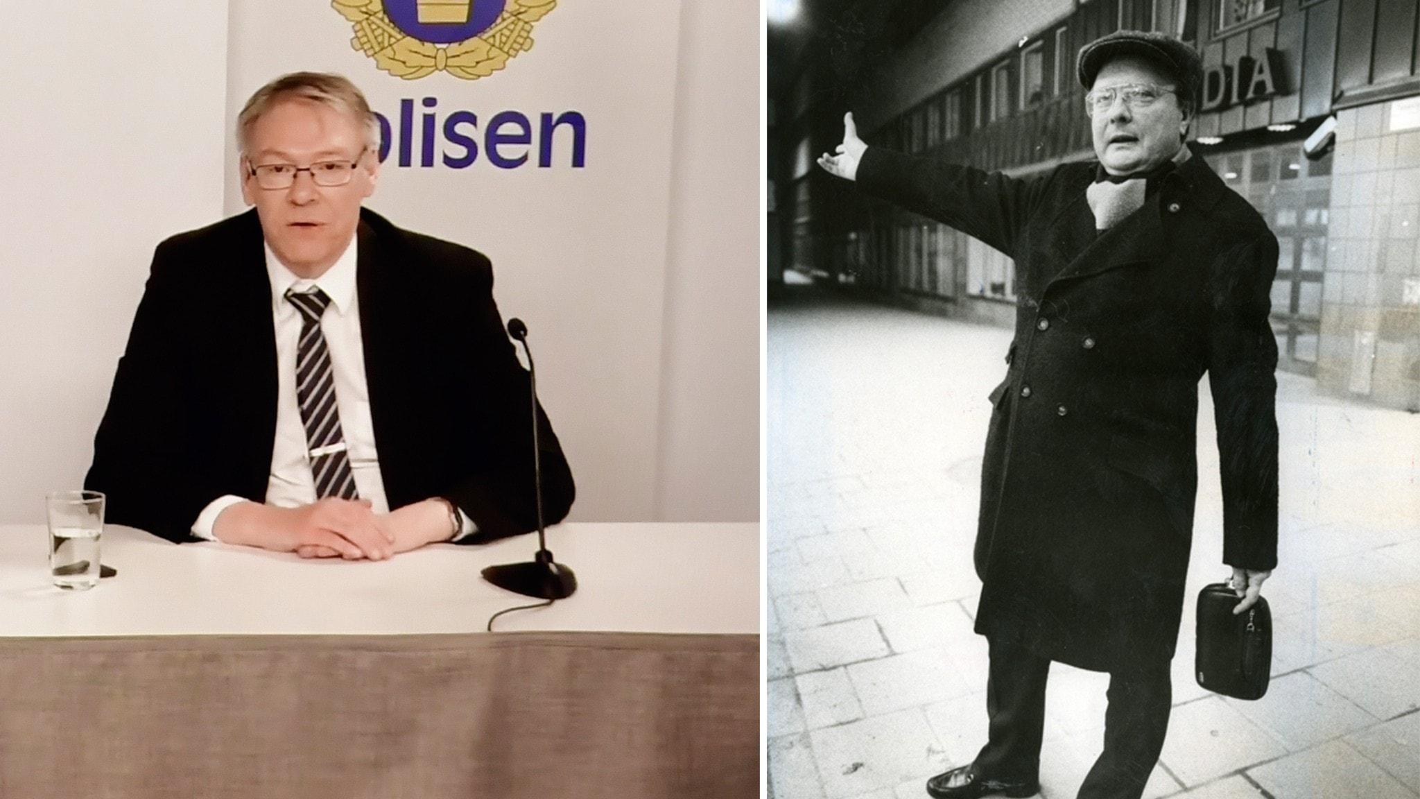 Trots anklagelserna – inget vittne har pekat ut Engström