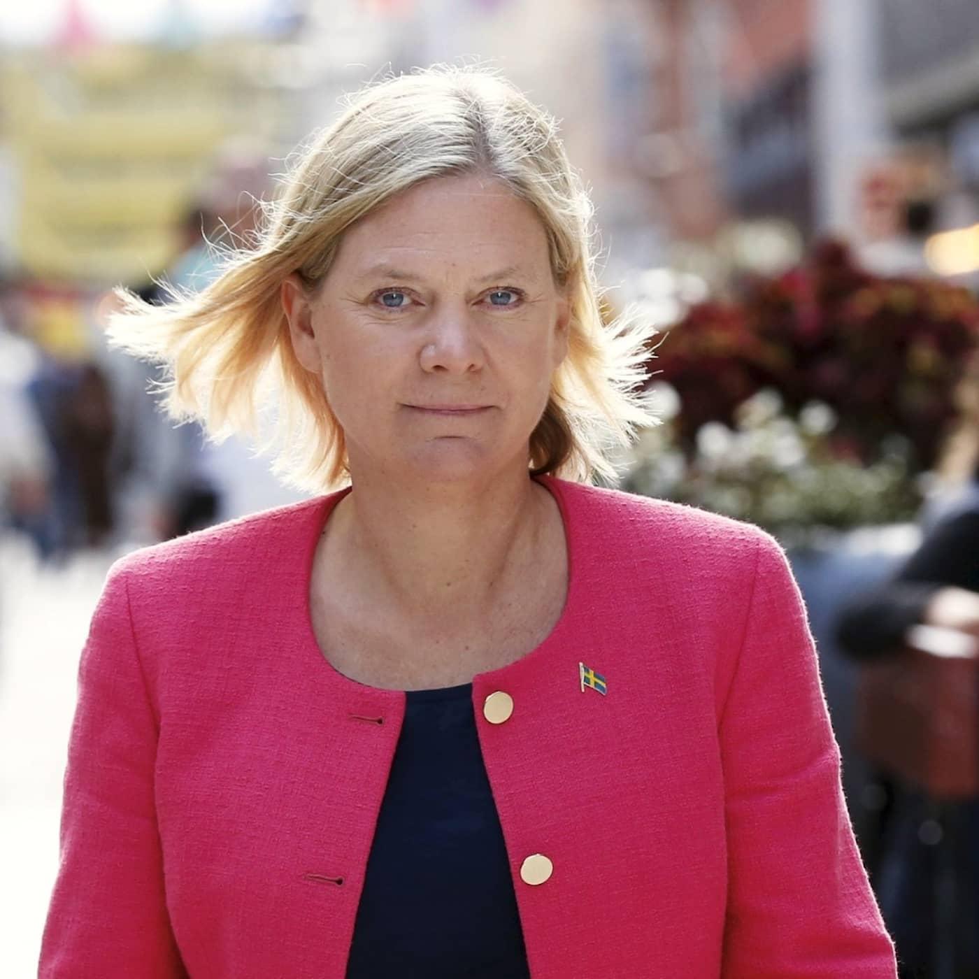 Magdalena Anderssons väg mot toppen