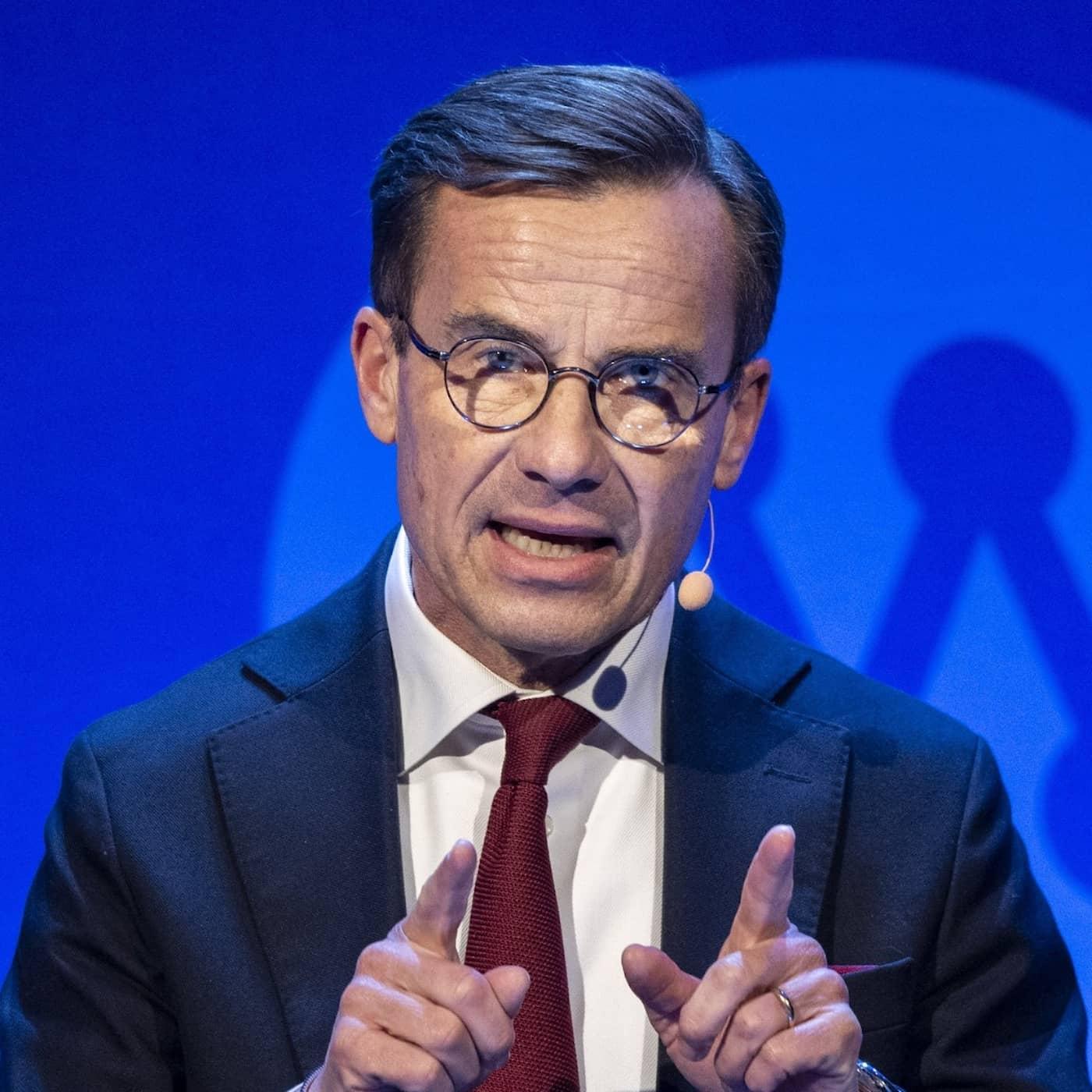"""Ulf Kristersson (M) vädjade till S-väljare: """"Låna ut din röst till mig"""""""