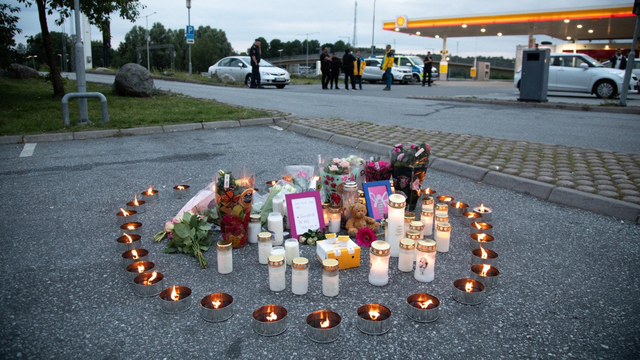 I Adrianas fotspår – om rädslan för våldet och skjutningarna i Botkyrka
