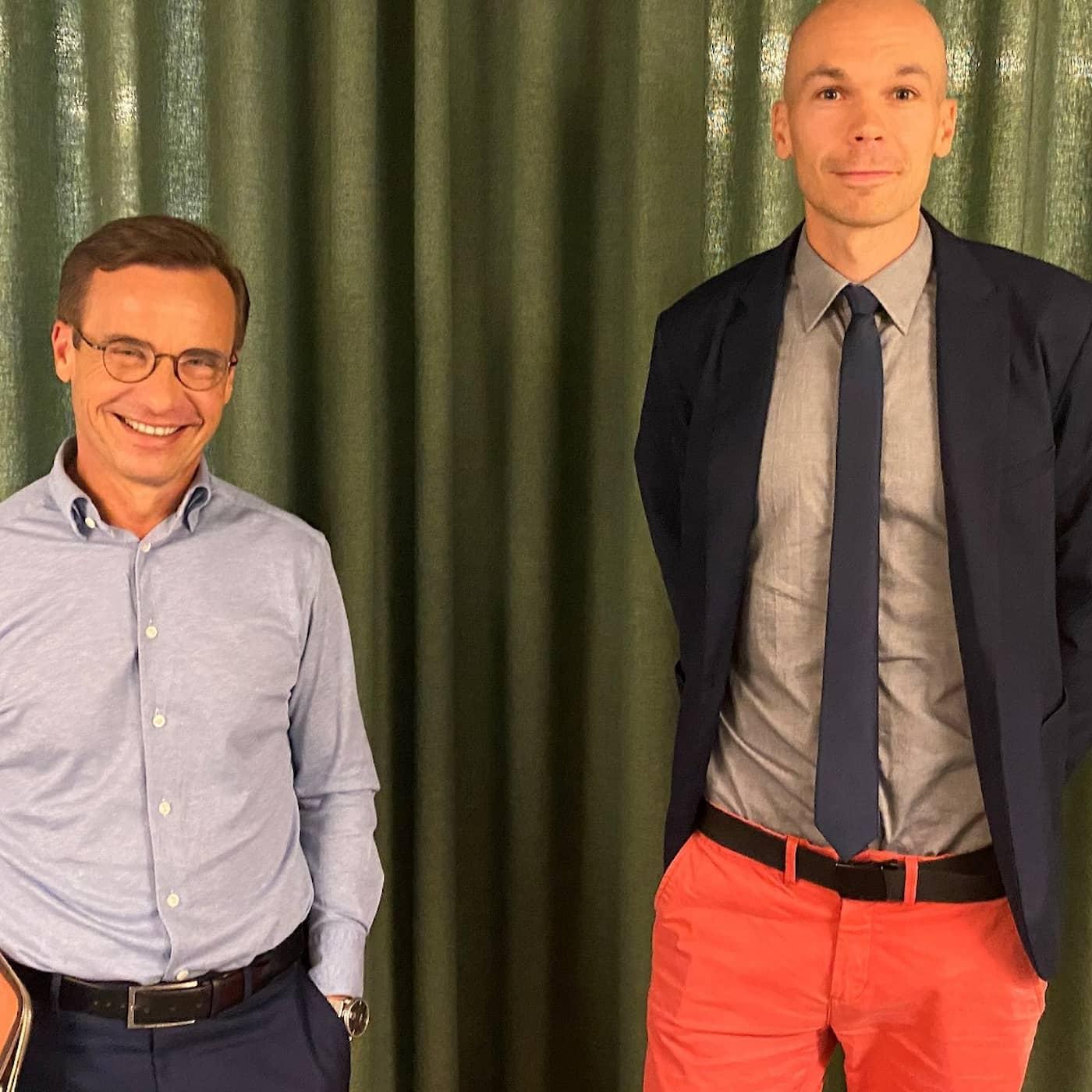 "Ulf Kristersson (M): ""Regeringen blir ännu svagare nu"""