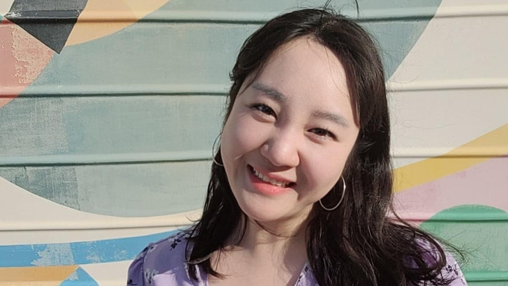 28-åriga Laura Kim - lärare, student, översättare i sydkoreanska staden Mokpo