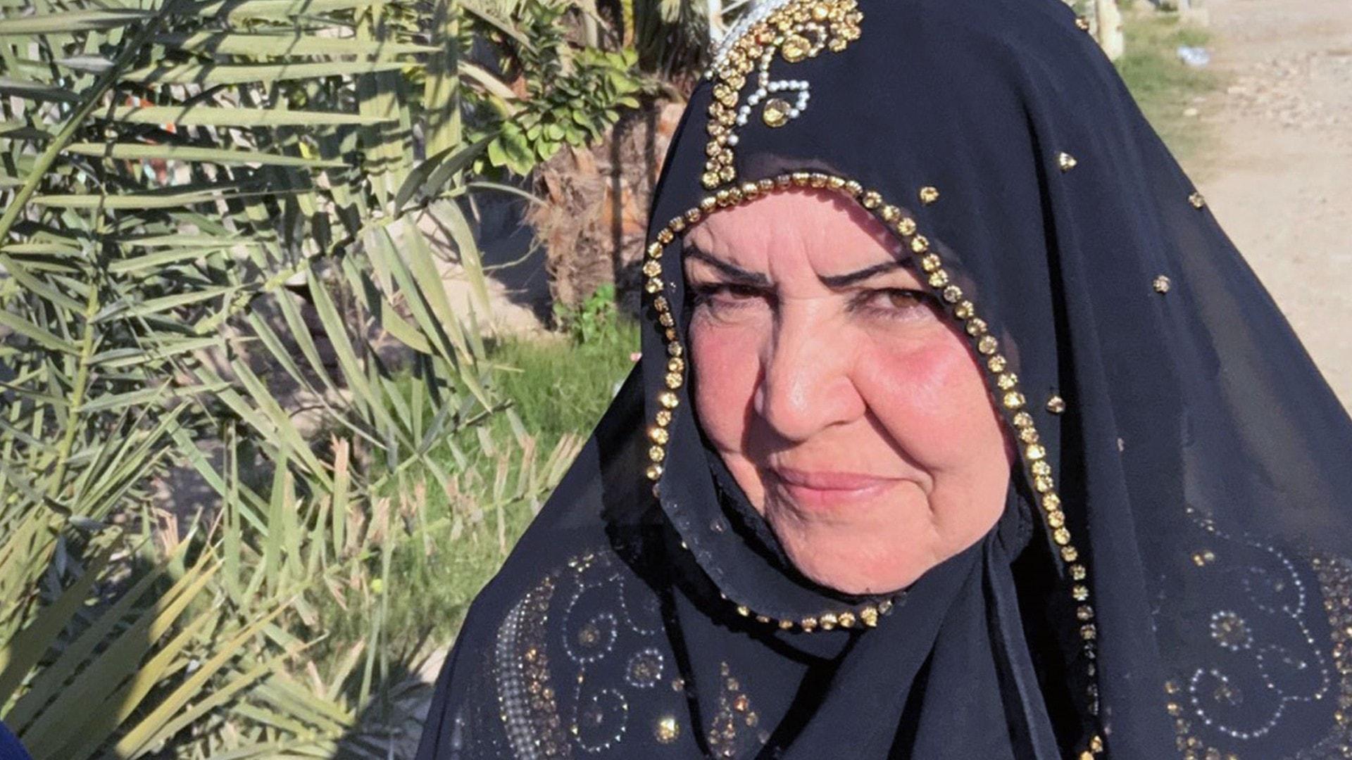 63-åringen räddade unga från IS – nu hyllas hon