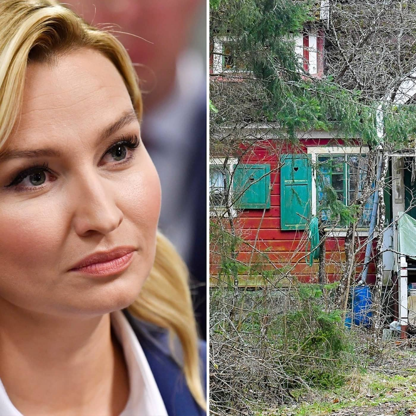 Tvisten över – Ebba Busch tar över huset