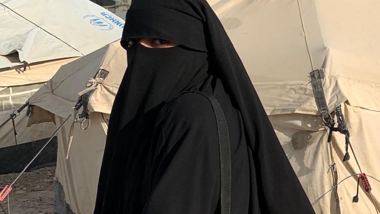 Svensk IS-kvinna: Mina barn stannar här