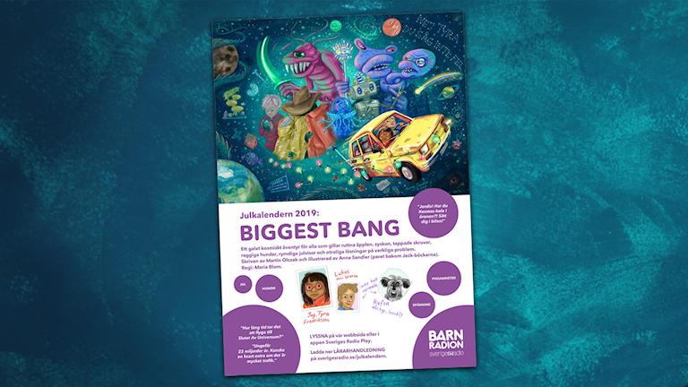 Affisch - Biggest Bang