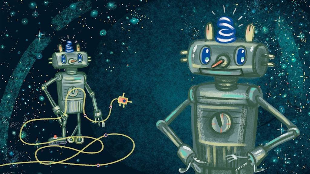 Robot nr 1