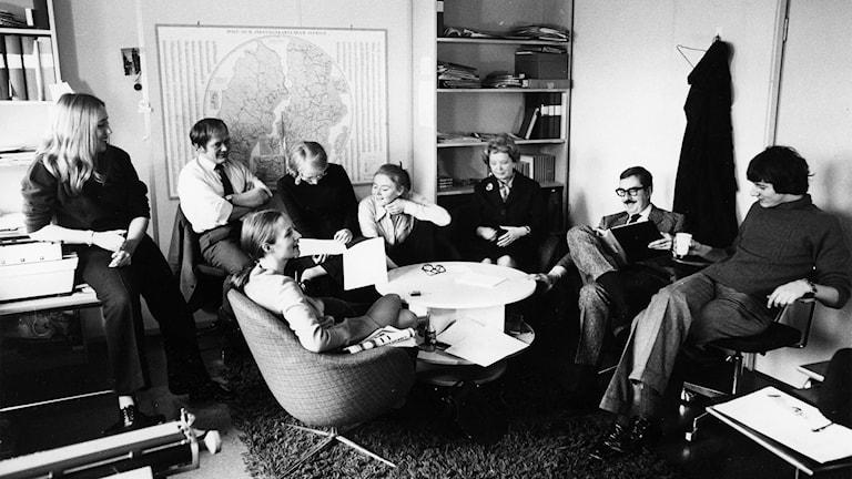 Suomenkielinen radiotoimitus 1970