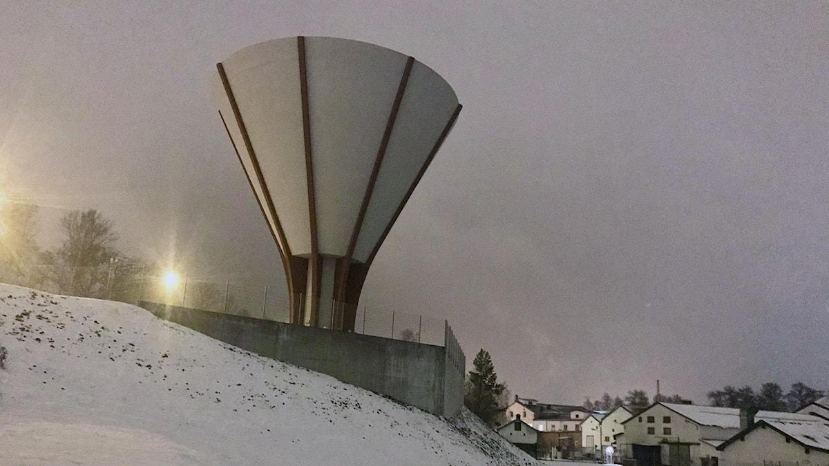 Vattentorn i Nykvarn