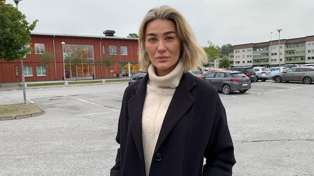 Celine Sellbrand  ligger bakom initiativet.