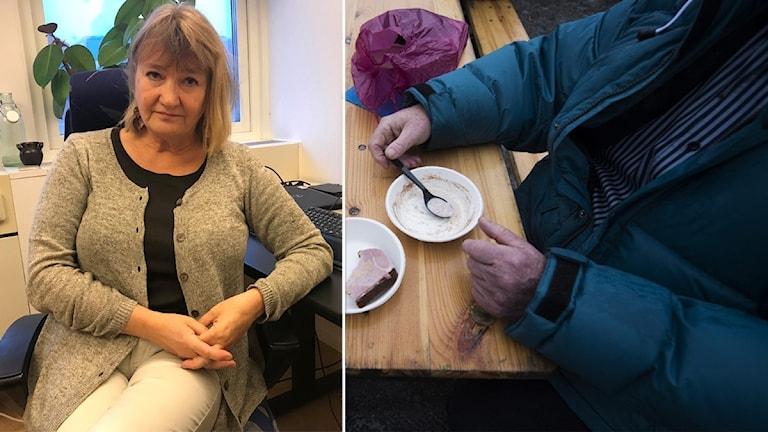 Christina Gustafsson är resultatområdeschef på Södertälje kommun.