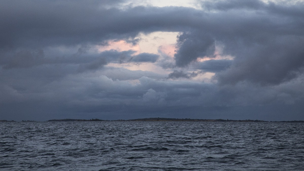 Östersjön. Foto: Martina Holmberg / TT