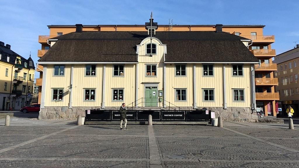 Rådhuset i Södertälje.