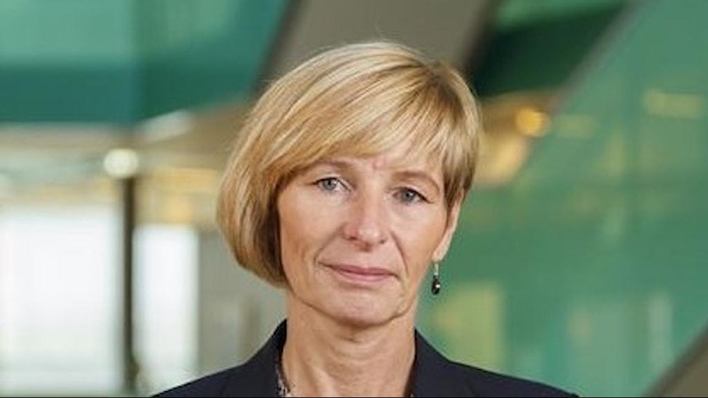 Annika Rådström, socialdirektör