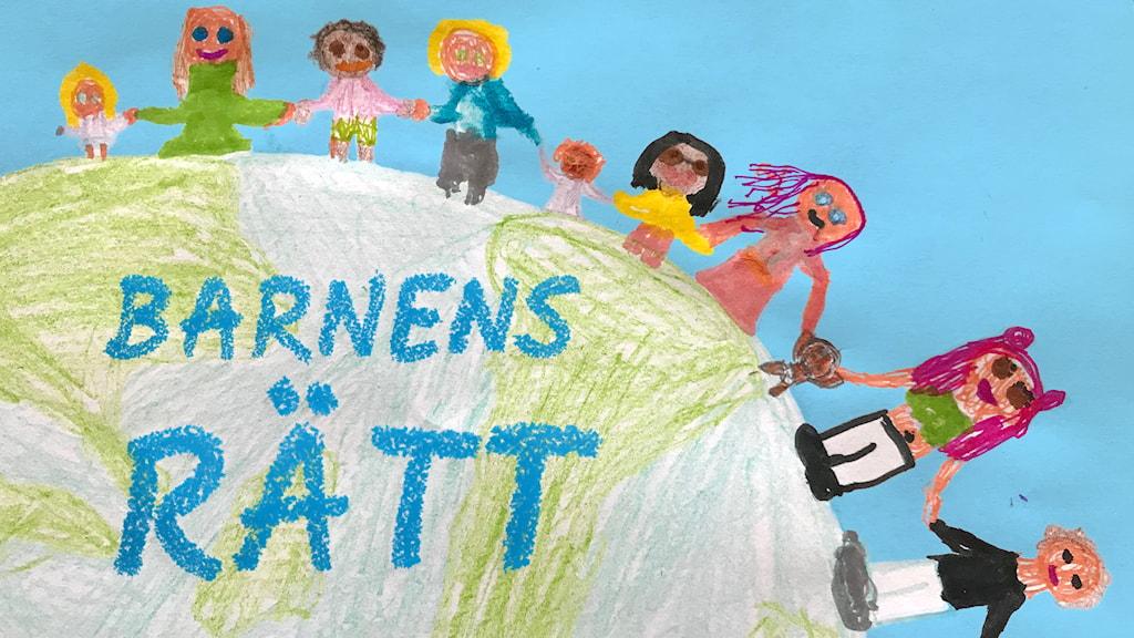 P4 Norrbotten - Barnens rätt i Barnradion