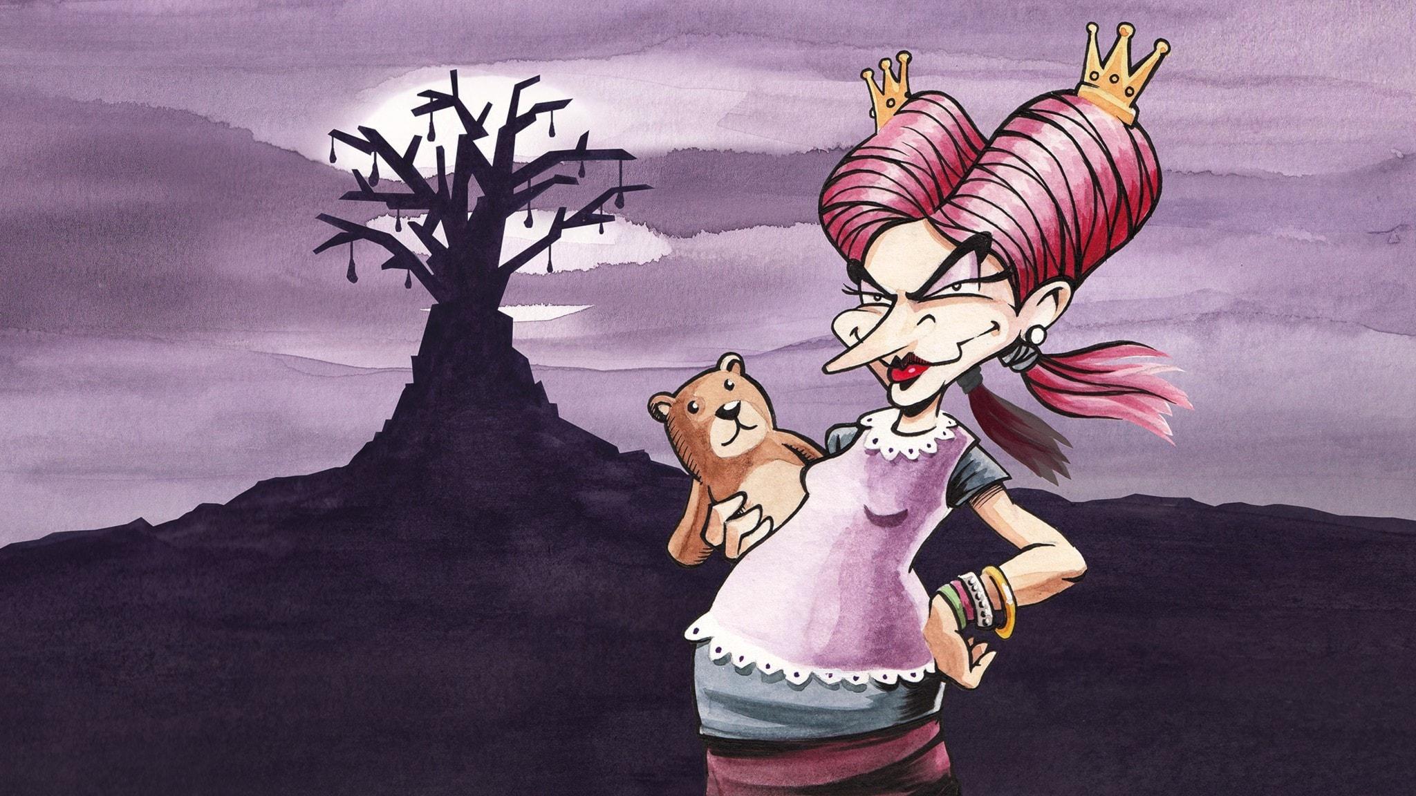 Bobo och Gileus – jakten på föräldrarna, del 5: Järnträdets drottning