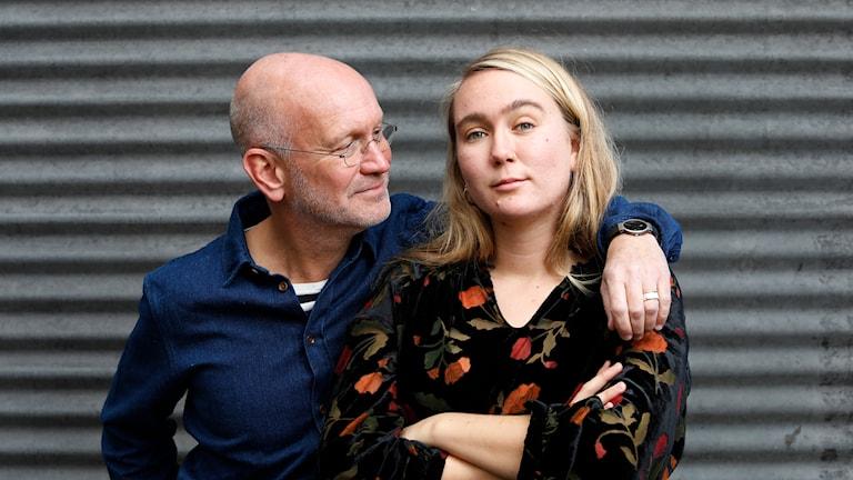 Programmet som undersöker relationen mellan dotter och far.