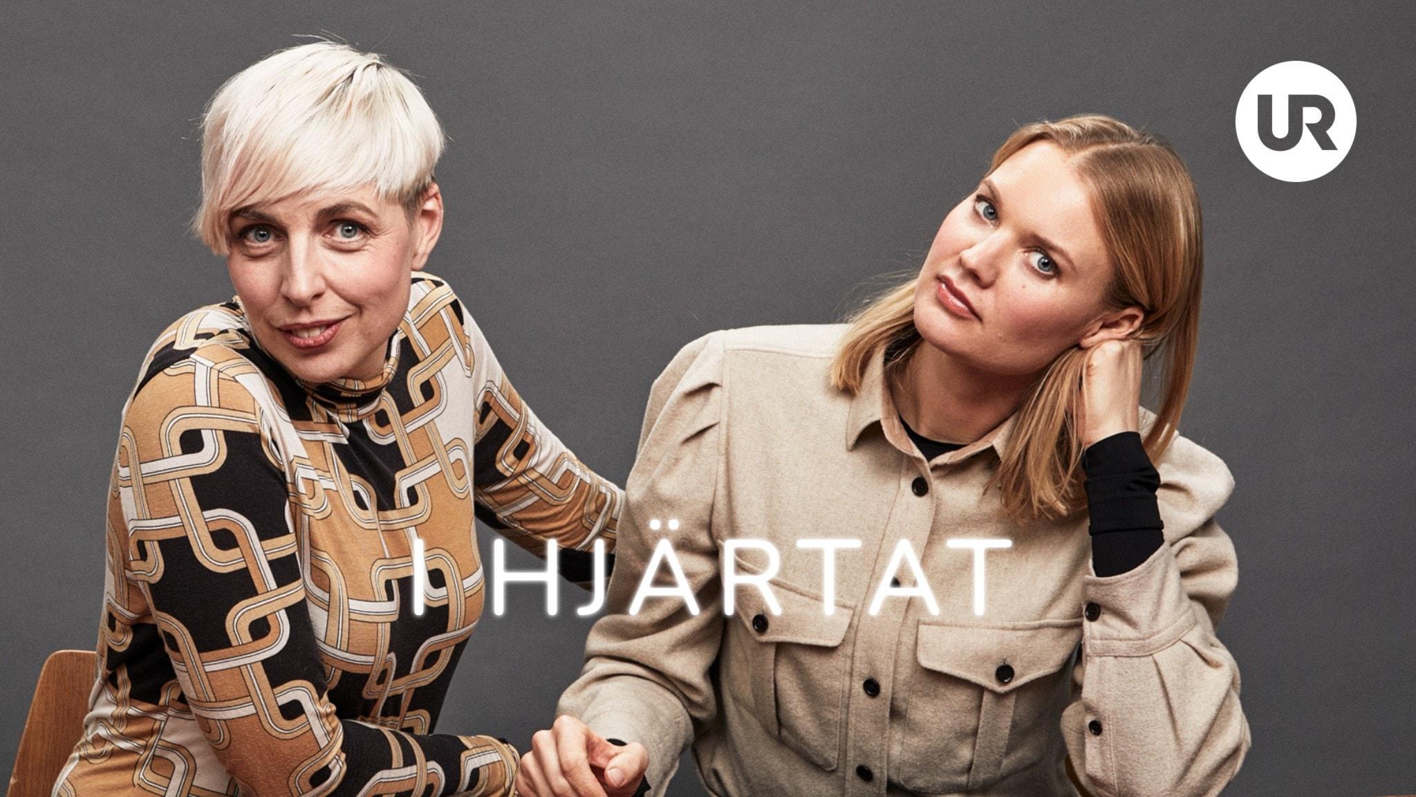 Maja Åström och Emma Frans leder Hjärta och hjärna.