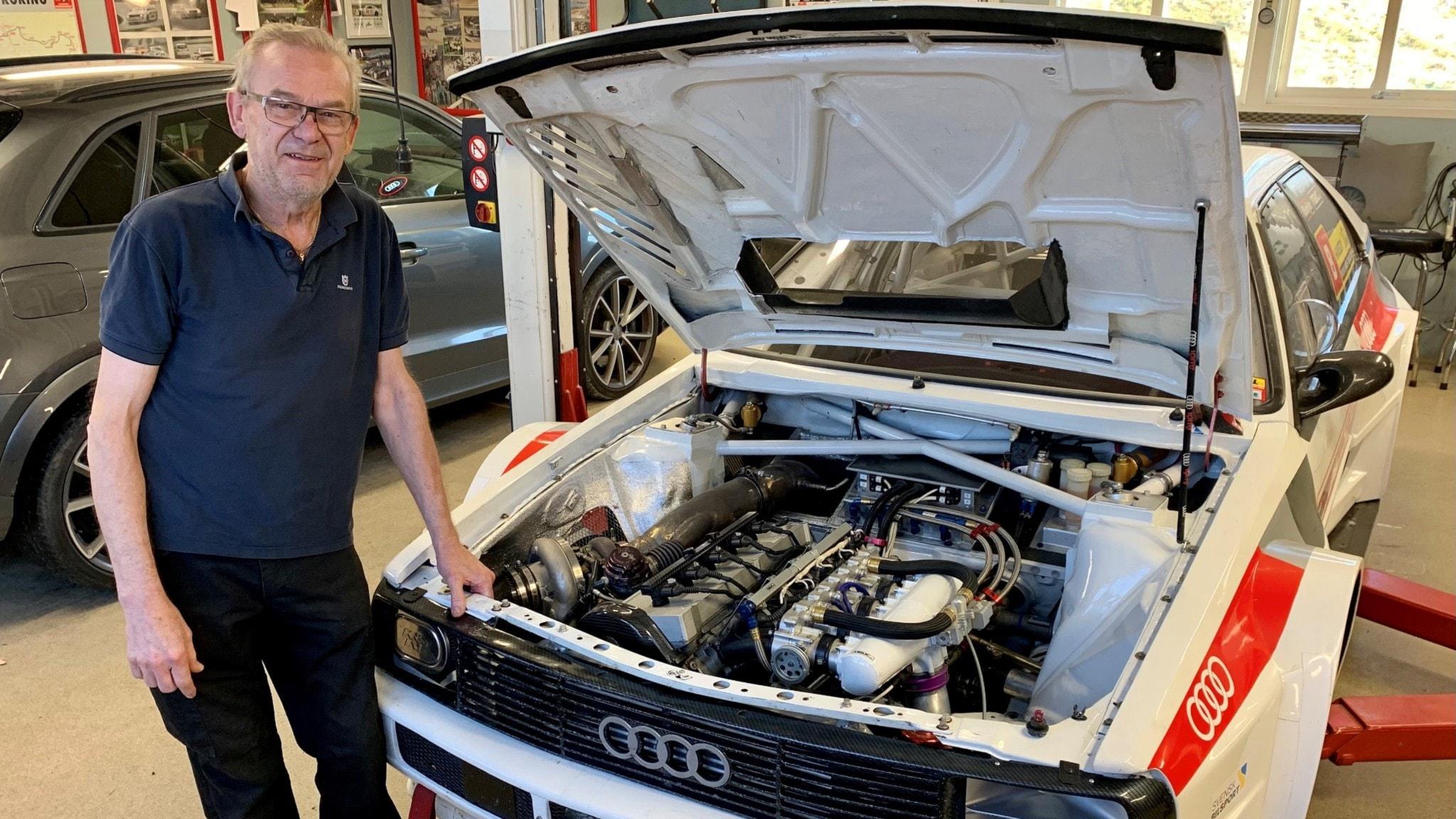 Bil i P4 om Audi. Ankungen som blev en premiumsvan!