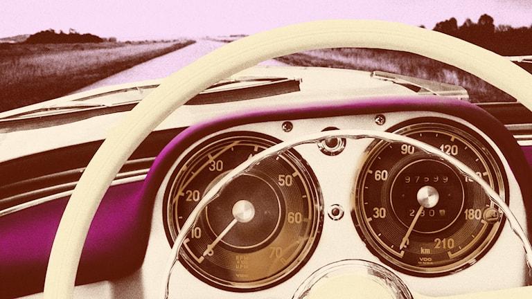 Programbild för Bil i P4