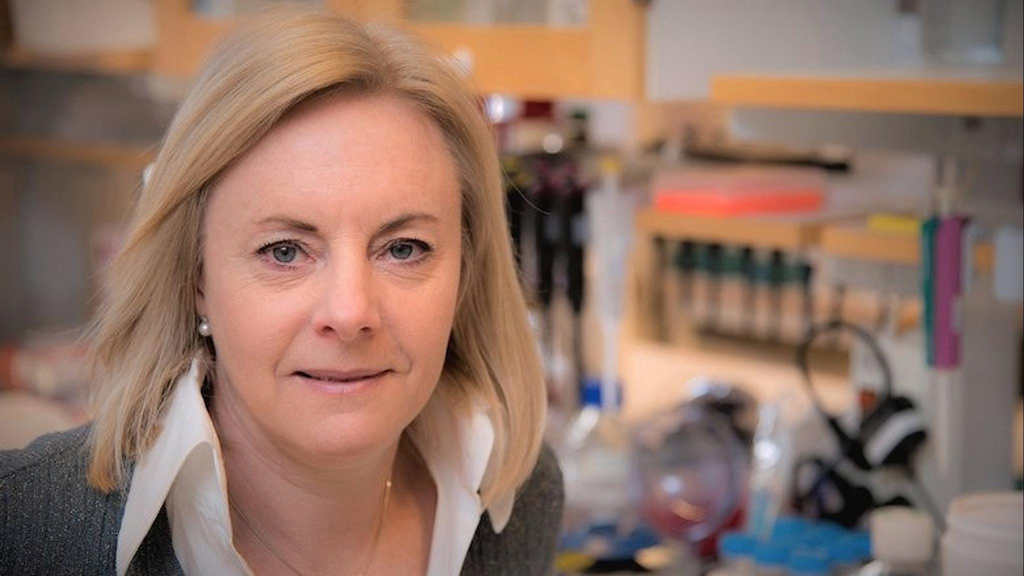 Gunilla Karlsson-Hedestam, professor i vaccinimmunologi vid Karolinska institutet