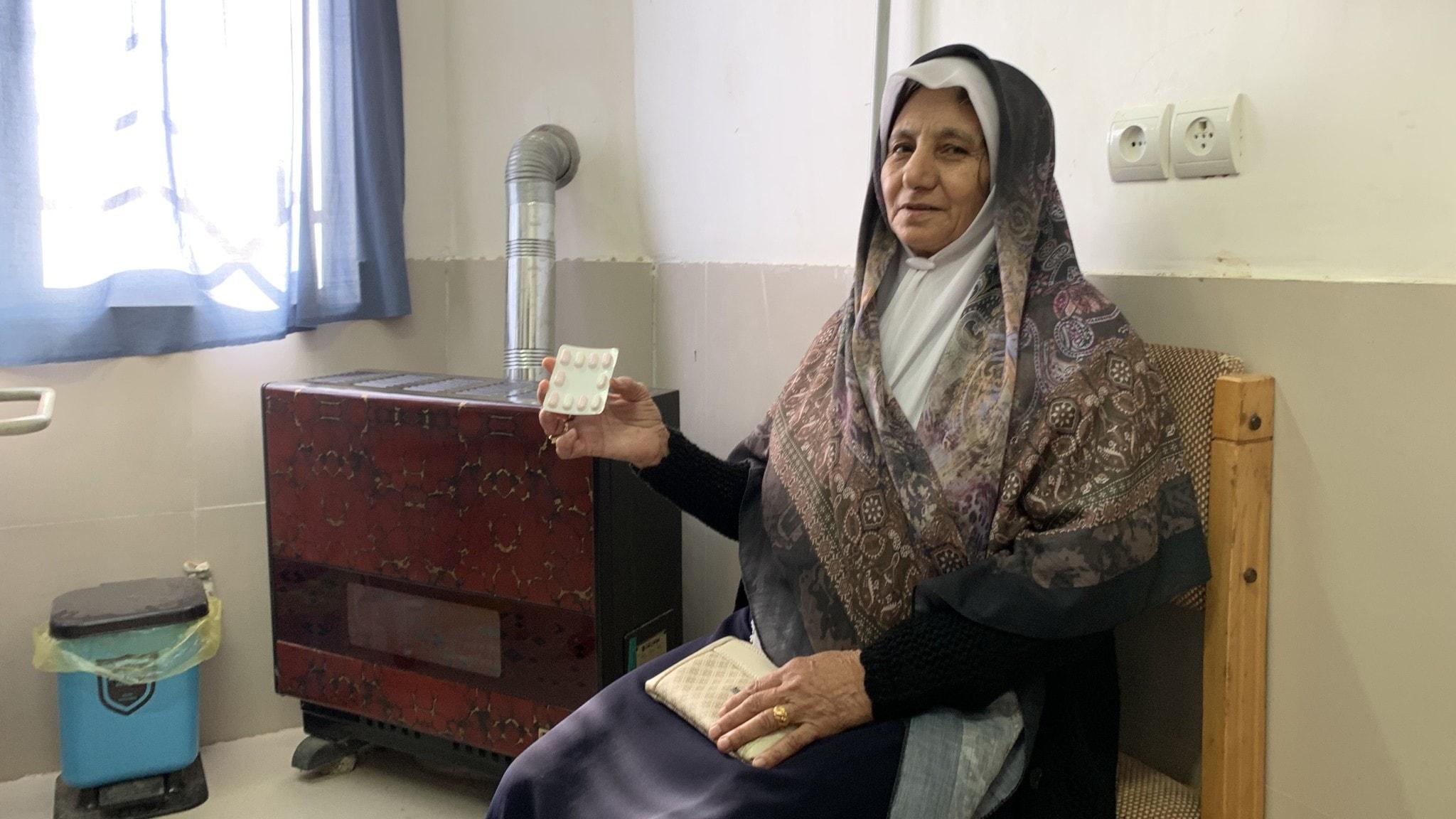 Hajar Bibi Talabeh