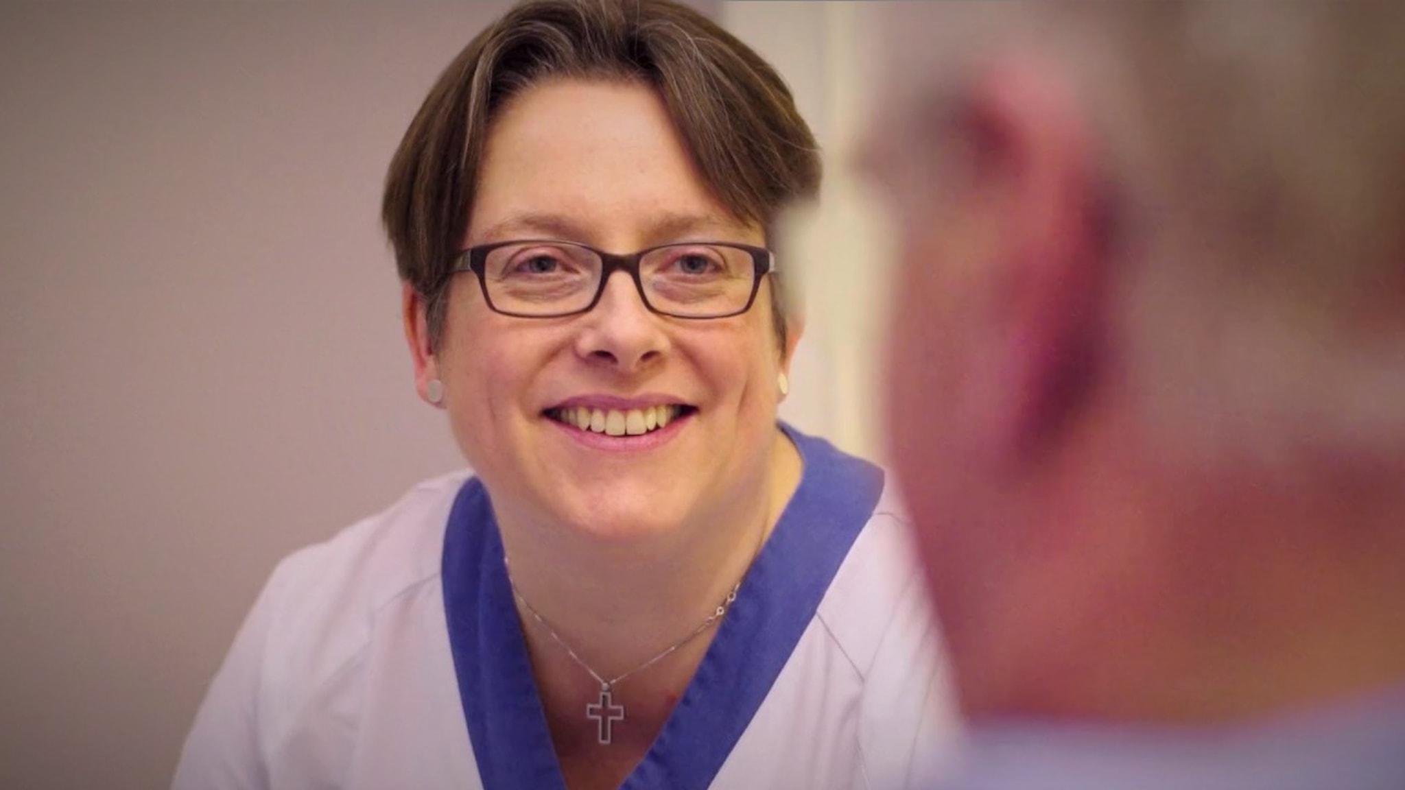 Elisabeth Bernspång, utredare Läkemedelsverket och infektionsläkare