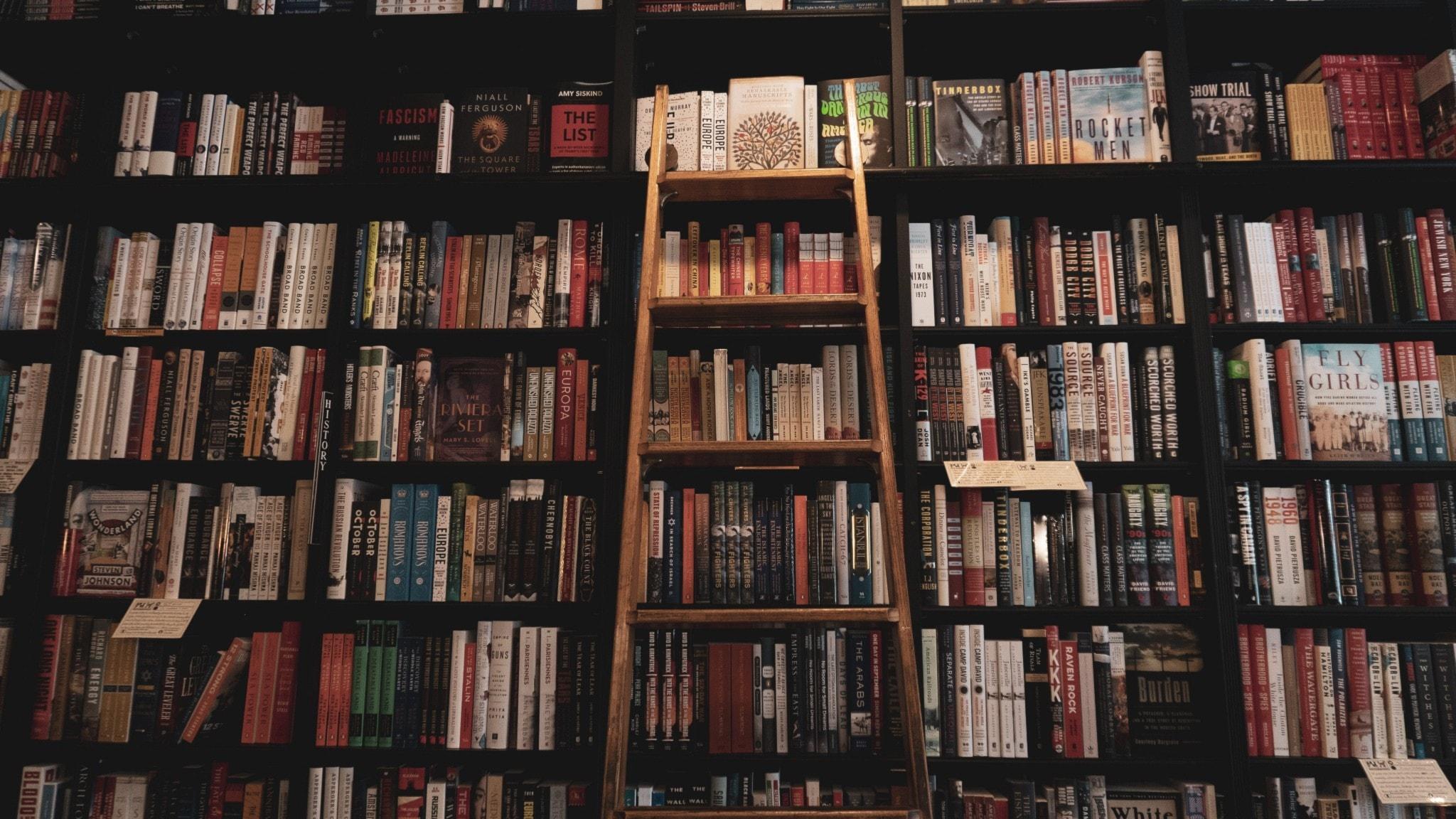 Biblioterapi hjälper oss må bra av böcker