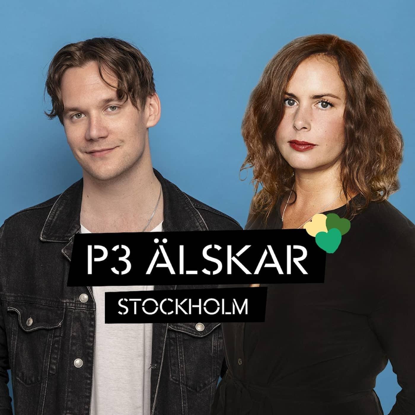 P3 Älskar Stockholm med Eftermiddag i P3