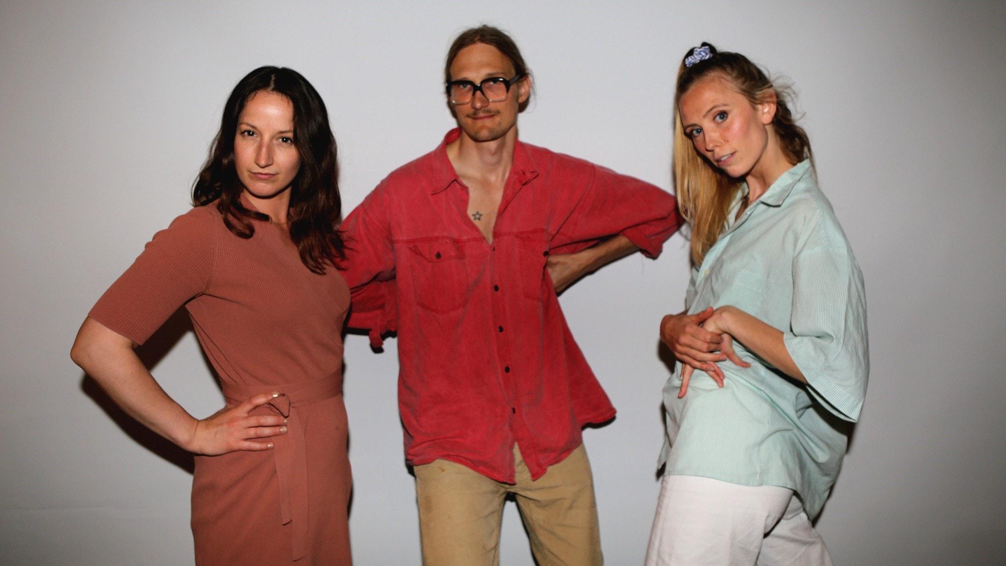 P3 med Marcus Berggren och Karin Londré