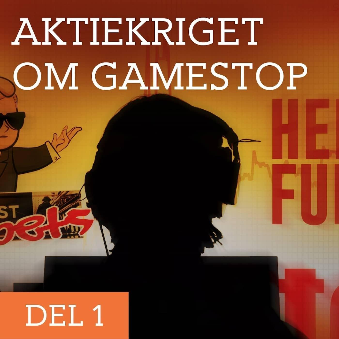 Aktiekriget om Gamestop - Stora cash
